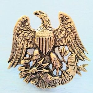 VTG Sarah Coventry Eagle Brooch